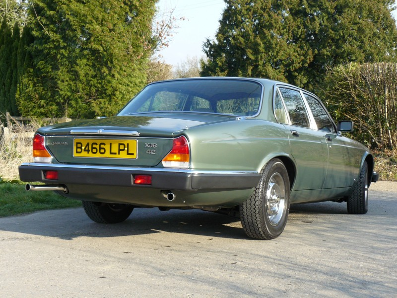 other marques jaguar xj6 series iii for sale. Black Bedroom Furniture Sets. Home Design Ideas