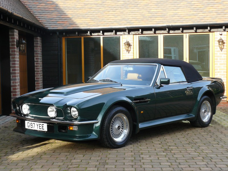 Aston Martin V8 Vantage Volante X Pack For Sale