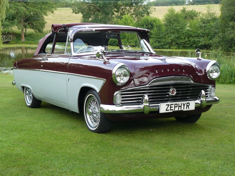 Used Ford Zephyr Cars For Sale